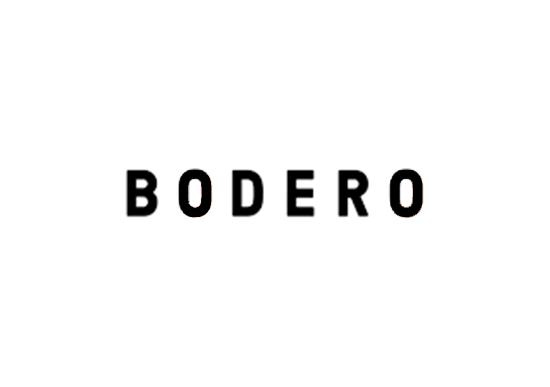 Bodero logo