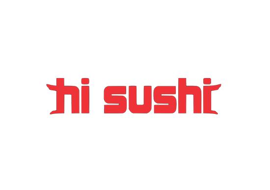 Hi Sushi logo