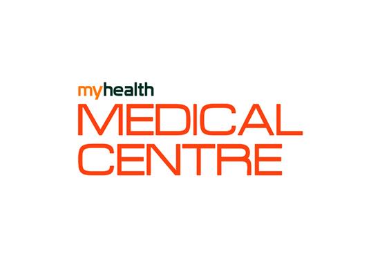 Myhealth Medical Centre logo