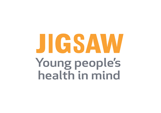 Jigsaw Young Persons Health Service logo