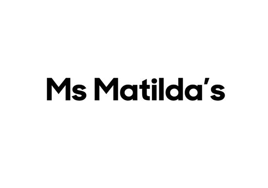 Ms Matilda's logo