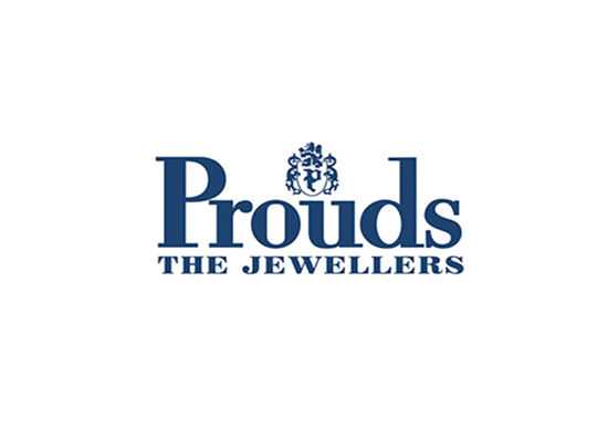 Prouds logo
