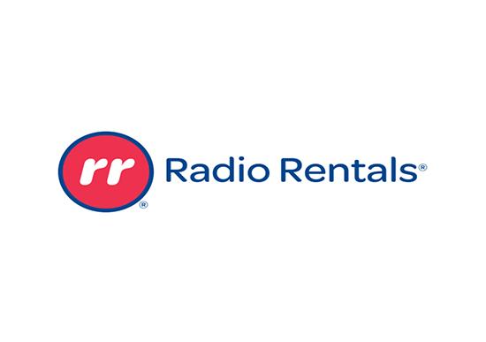 Radio Rentals logo